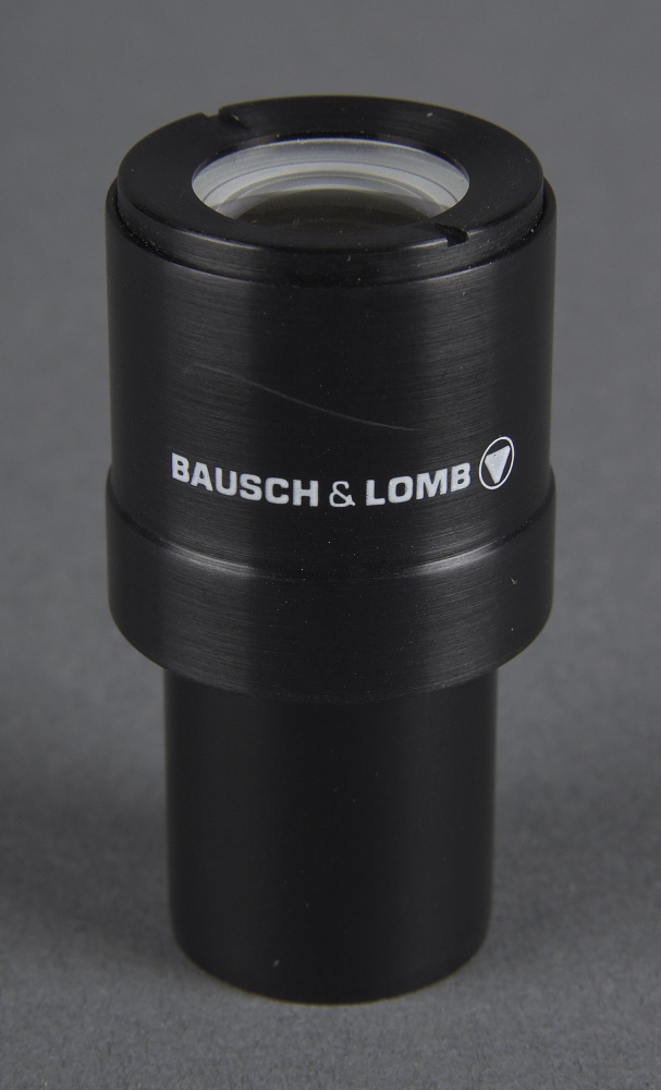 Lens, Stereo, 10x W.F., Bausch & Lomb,Lens, Stereo, 10x W.F., Bausch & Lomb