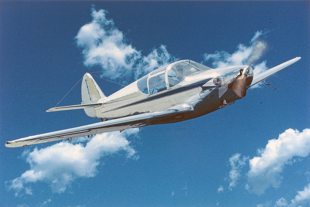 Globe Swift GC-1A