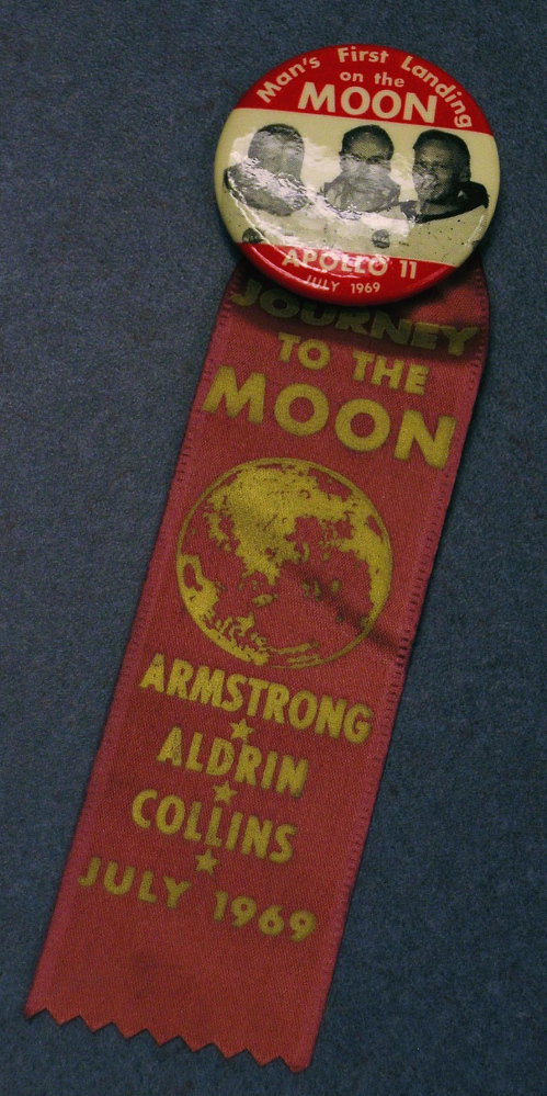 Button, Apollo 11,Button, Apollo 11