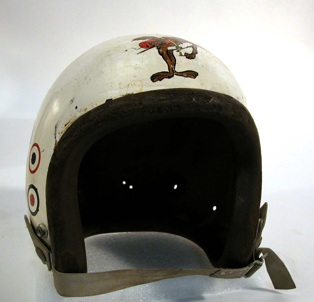Helmet, Rocket Belt