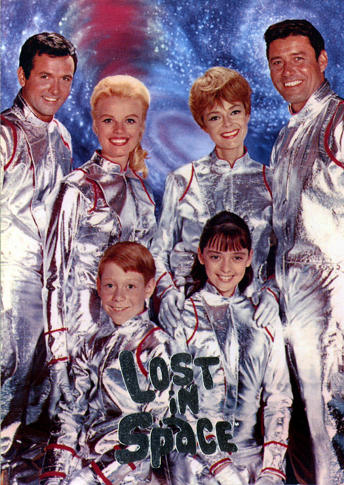"Card, Commemorative, TV Show, ""Lost in Space"",Card, Commemorative, TV Show, ""Lost in Space"""