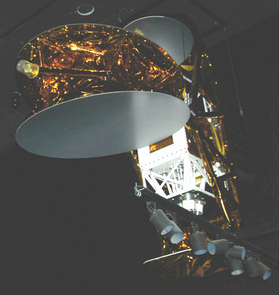 Satellite, WMAP, Reconstructed Engineering Model