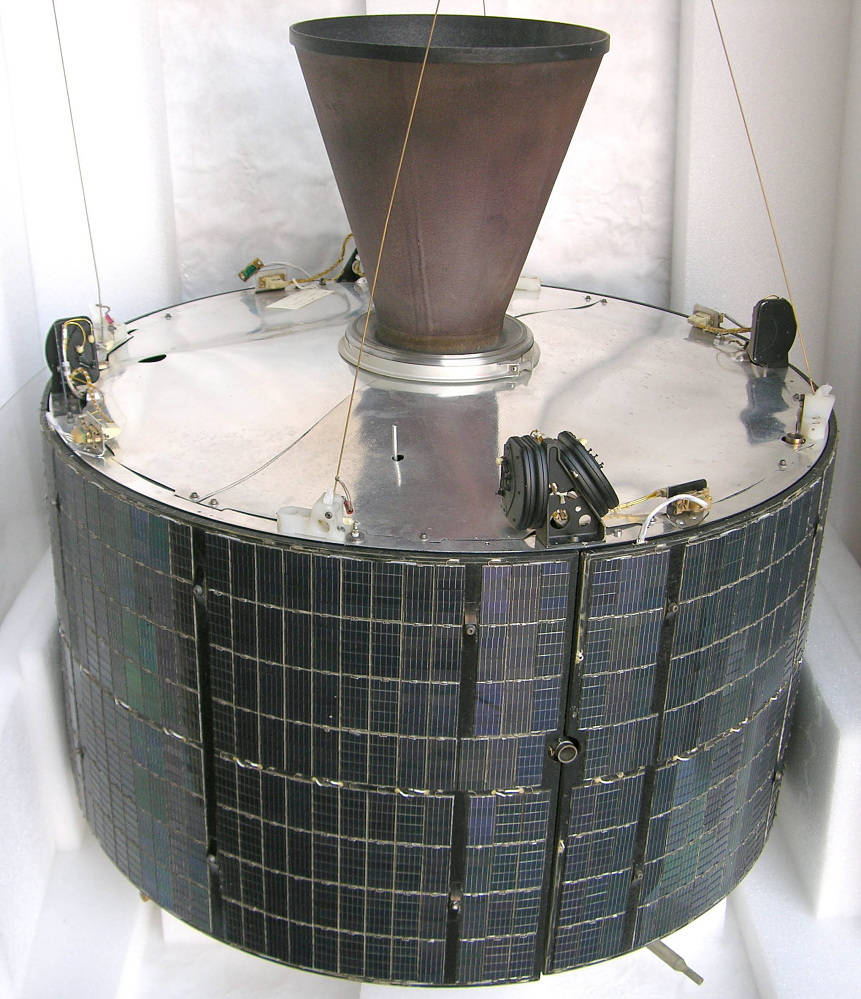 Engineering Test Model, Communications Satellite, Syncom