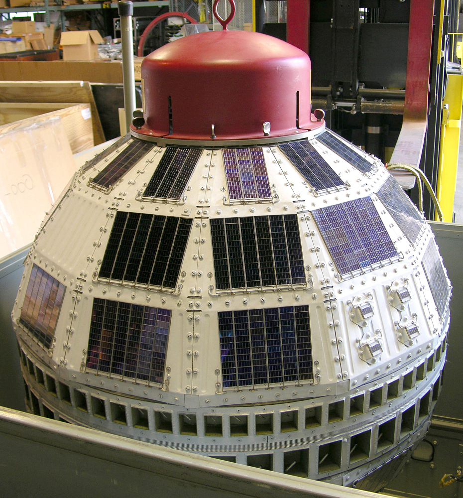 Communications Satellite, Telstar