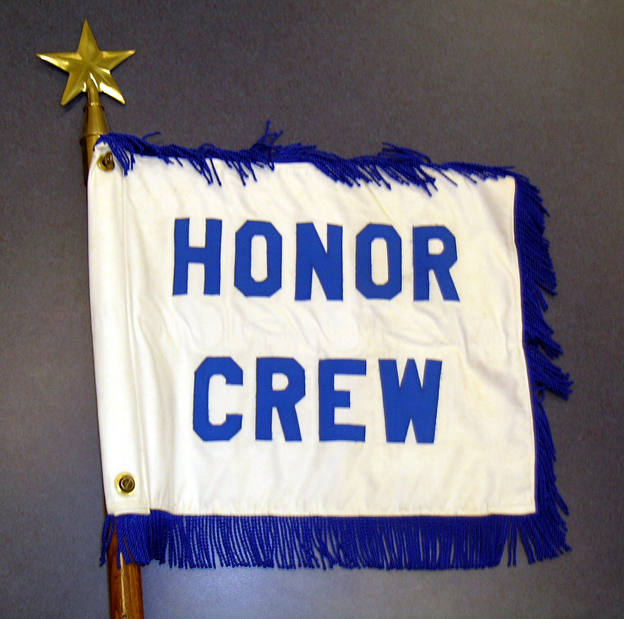 Pole, Guidon, National Aerospace Cadets