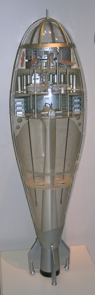 Model, Tsiolkovsky Space Craft