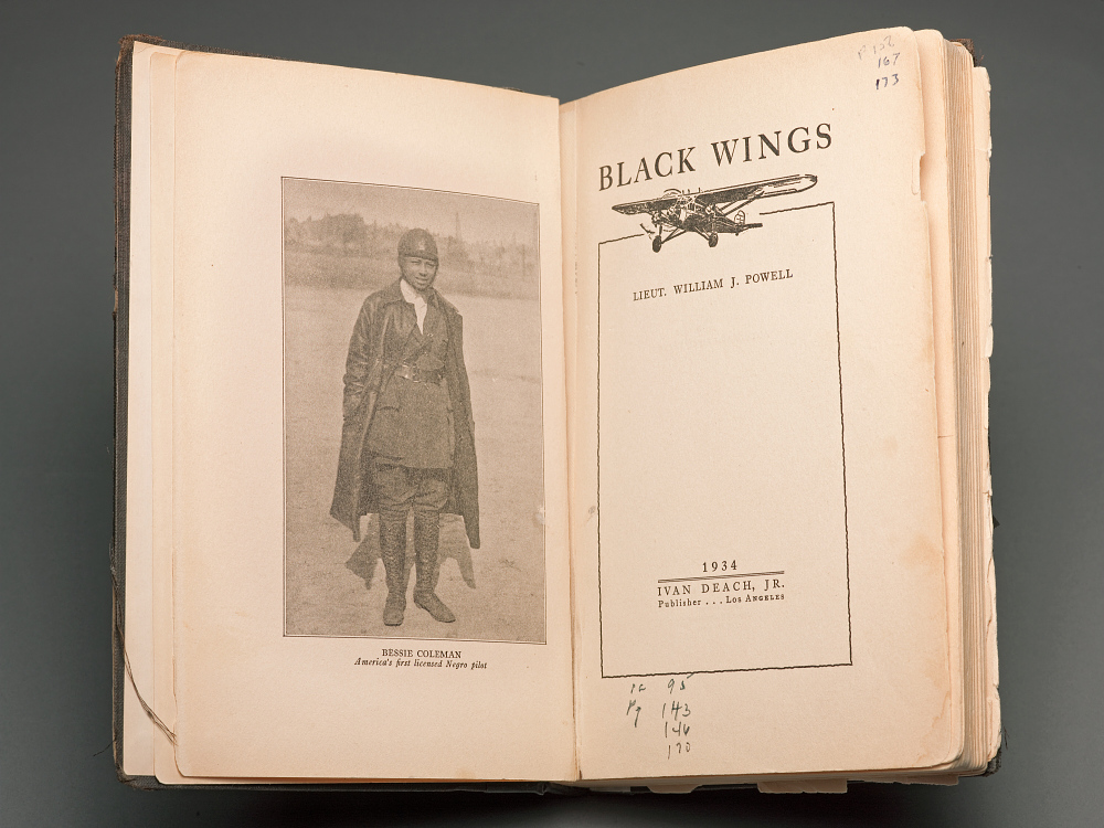 Book, Black Wings