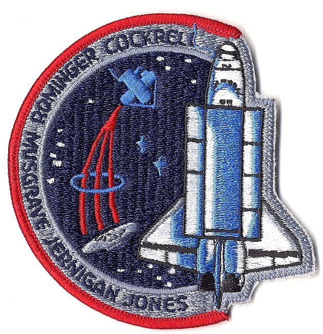 Patch, Mission, STS-80,Patch, Mission, STS-80