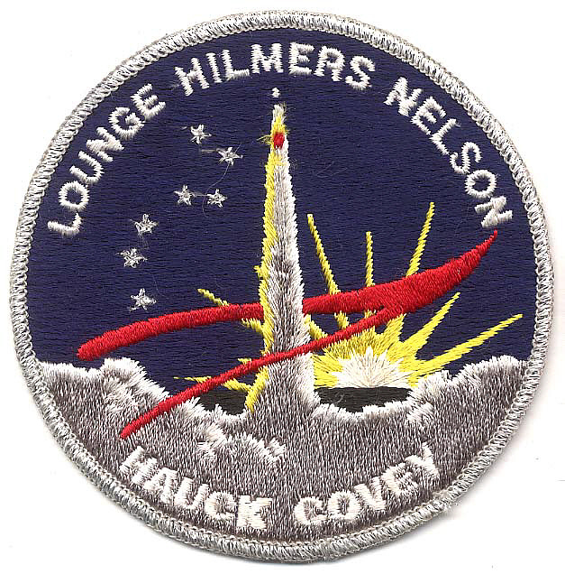 Patch, Mission, STS-26,Patch, Mission, STS-26