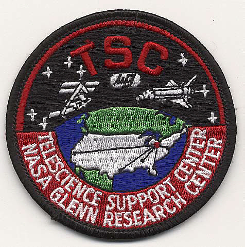 Patch, Center, Telescience Support Center,Patch, Center, Telescience Support Center