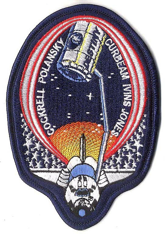 Patch, Mission, STS-98,Patch, Mission, STS-98
