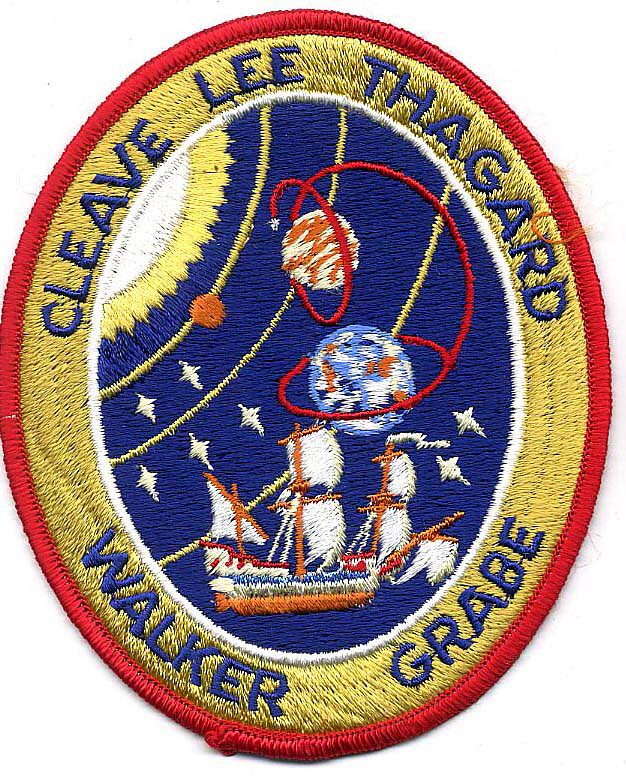 Patch, Mission, STS-30,Patch, Mission, STS-30