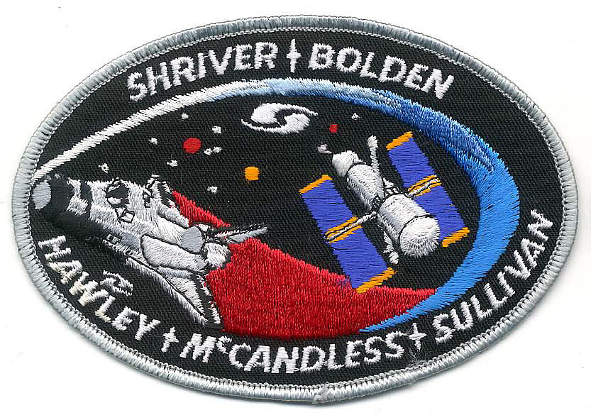 Patch, Mission, STS-31,Patch, Mission, STS-31