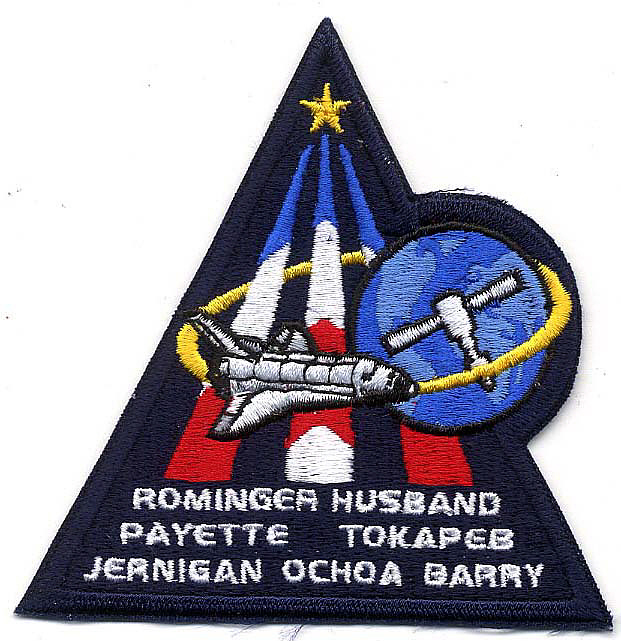 Patch, Mission, STS-96,Patch, Mission, STS-96