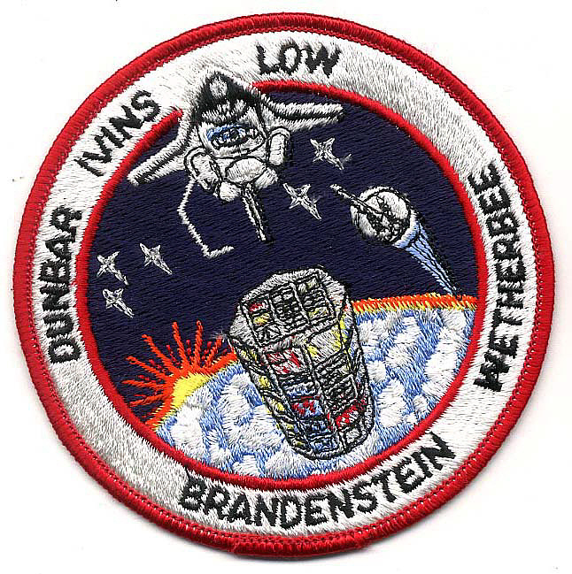 Patch, Mission, STS-32,Patch, Mission, STS-32