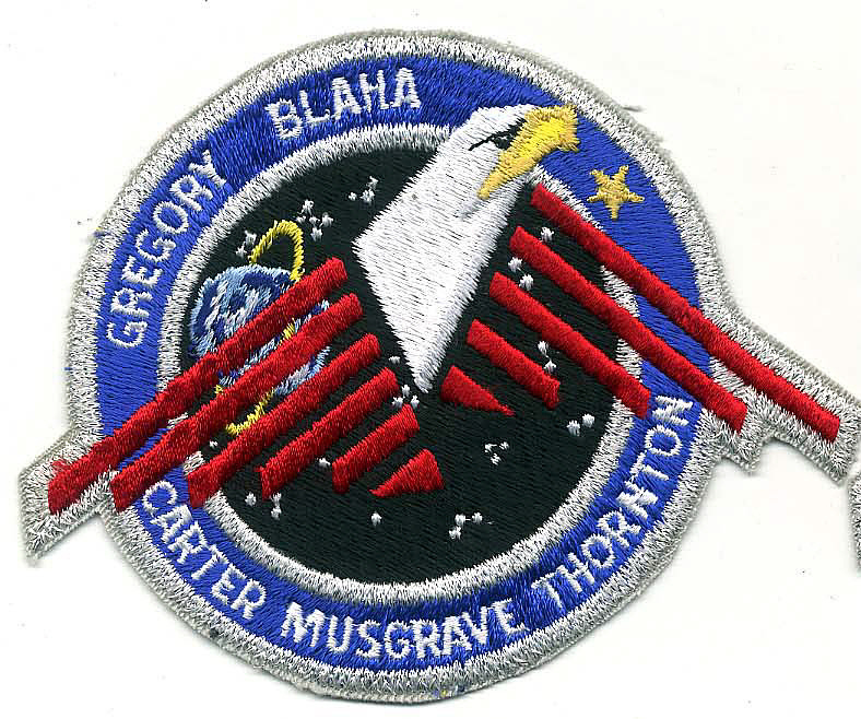 Patch, Mission, STS-33