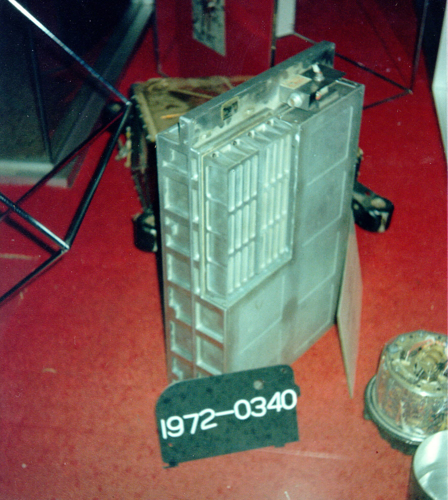 Computer, Apollo Guidance, Block I