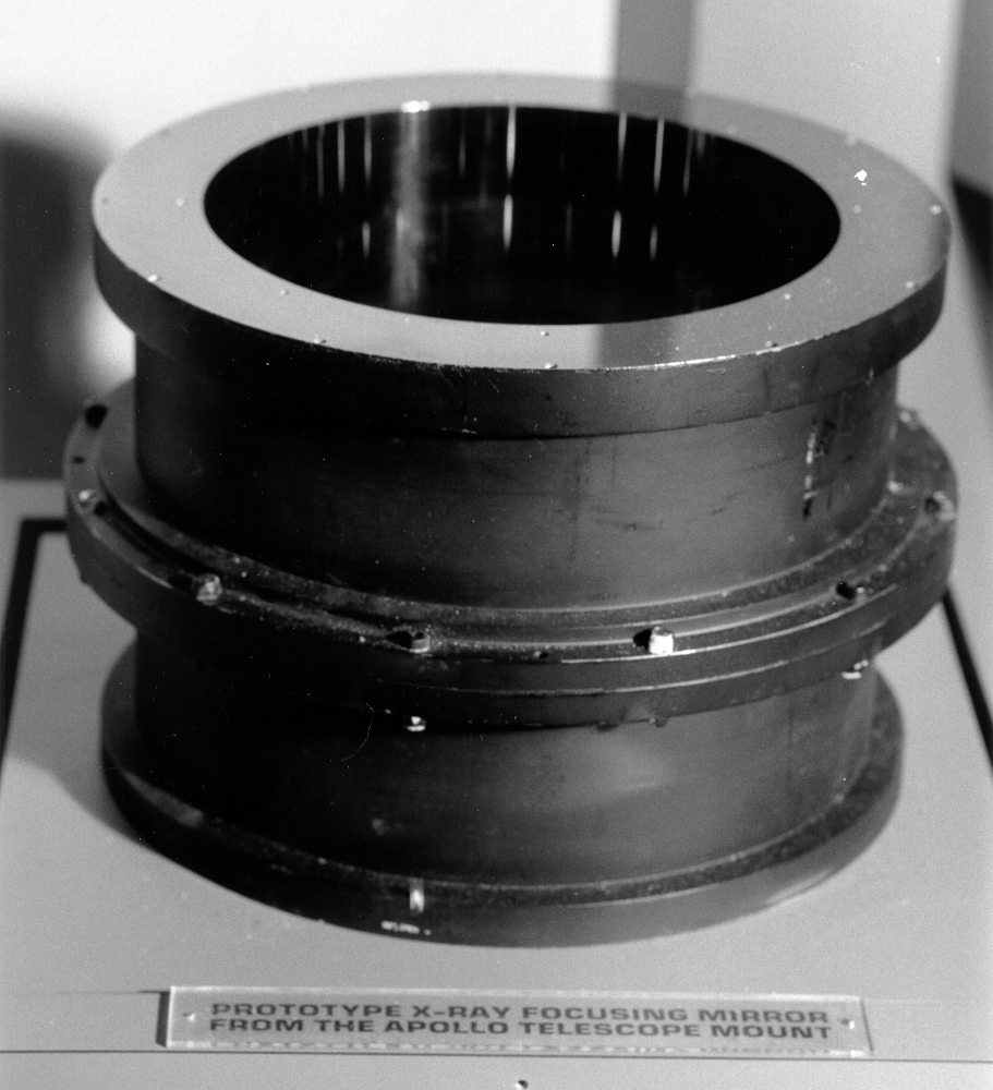 Telescope Mirror, X-ray, Apollo Telescope Mount