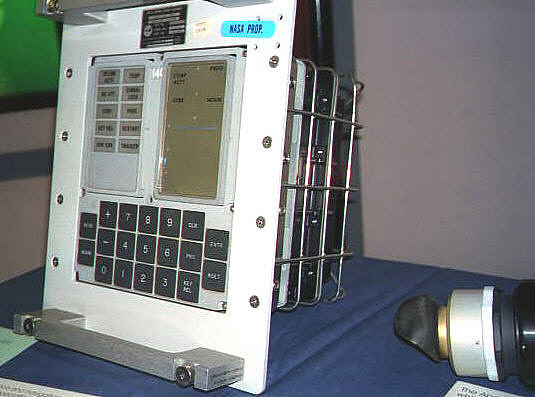 Handling Fixture, DSKY, Apollo Guidance Computer