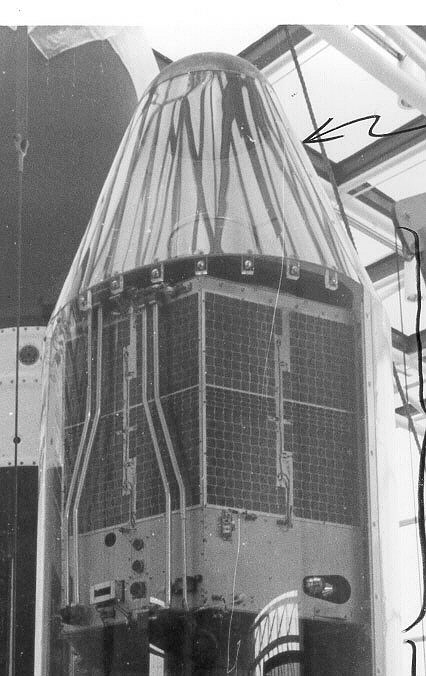 Satellite, Explorer 40, Injun V