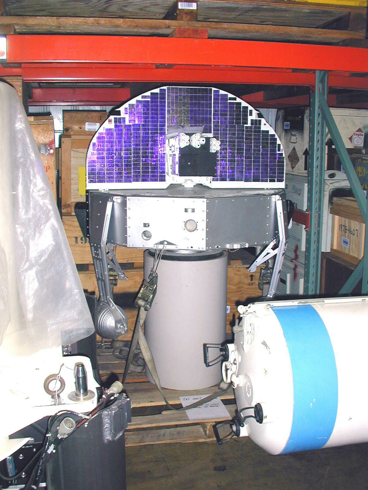 Satellite, OSO-1, Prototype