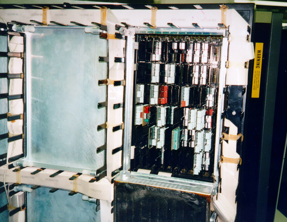 Circuit Module, Air Traffic Control Computer, IBM 9020,Circuit Module, Air Traffic Control Computer, IBM 9020