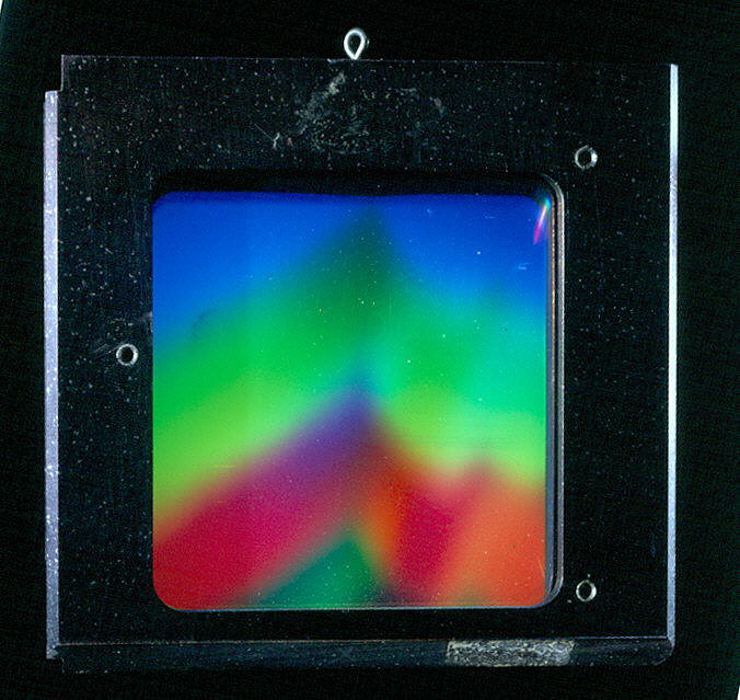 Diffraction Grating, Prime Focus Spectrograph
