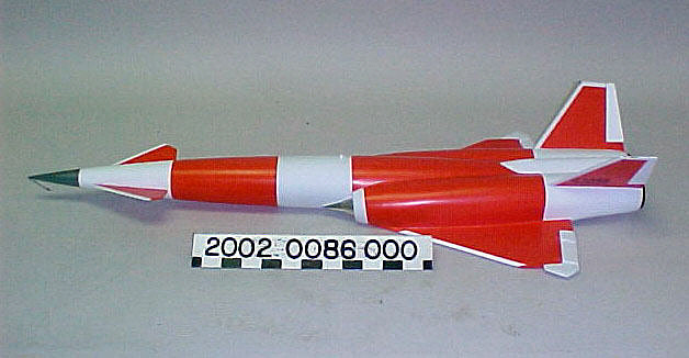 Model, Missile, Navaho, 1:24,Model, Missile, Navaho, 1:24