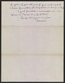 View Edward Weston letter to Charles Sheeler and family digital asset number 1