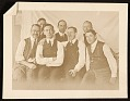 View Edwin Ambrose Webster with a group of men digital asset number 1