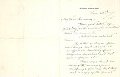 View Charles Lang Freer's correspondence with Cameron Currie, 1901-1919 digital asset number 1
