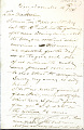 View Charles Lang Freer's letters to Frank Hecker during foreign travels, 1894-1895 digital asset number 1