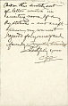 View Charles Lang Freer's letters to Frank Hecker during foreign travels, 1894-1895 digital asset number 8