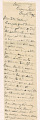 View Charles Lang Freer's letters to Frank Hecker during foreign travels, 1894-1895 digital asset number 6