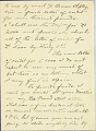 View Charles Lang Freer's letters to Frank Hecker during foreign travels, 1899-1903 digital asset number 6