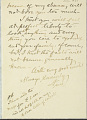 View Charles Lang Freer's letters to Frank Hecker during foreign travels, 1899-1903 digital asset number 8