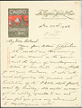 View Charles Lang Freer's letters to Frank Hecker during foreign travels, 1904-1908 digital asset number 10