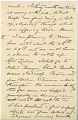 View Charles Lang Freer's letters to Frank Hecker during foreign travels, 1909 digital asset number 7