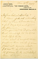View Charles Lang Freer's letters to Frank Hecker during foreign travels, 1909 digital asset number 10