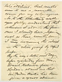 View Charles Lang Freer's letters to Frank Hecker during foreign travels, 1909 digital asset number 3