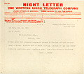 View Charles Lang Freer's letters to Frank Hecker during foreign travels, 1910-1911 digital asset number 1