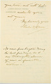 View Charles Lang Freer's letters to Frank Hecker during foreign travels, 1910-1911 digital asset number 10
