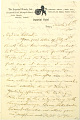 View Charles Lang Freer's letters to Frank Hecker during foreign travels, 1910-1911 digital asset number 6