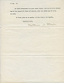 View Letters between Charles Lang Freer and Seaouke Yue (You Xiaoxi), 1917-1919 digital asset number 9