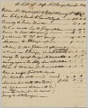 View List of enslaved persons hired out by AB Rouzee for the year 1812 digital asset number 2