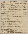 View List of enslaved persons hired out by AB Rouzee for the year 1813 digital asset number 2