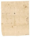View Deed of transfer of enslaved persons from the estate of Richard Rouzee digital asset number 1