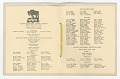 View Christmas Dinner Program for the 2nd Squadron 10th Cavalry at West Point digital asset number 1