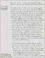 View Handwritten notes for a speech by Harold Williams as NOMA president digital asset number 8