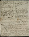 View [Charles Francis Hall Journal August 1861 to October 1861.] digital asset number 2